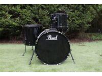 pearl drum kit rare