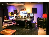 MUSIC PRODUCER WITH WORLD CLASS RECORDING STUDIO IN LONDON
