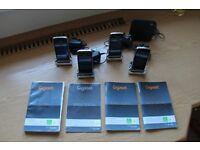 Gigaset SL910H cordless phone and answering machine set