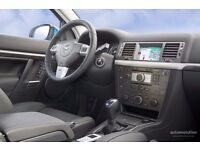 VAUXHALL VECTRA LEFT HAND DRIVE DASHBOARD 2003