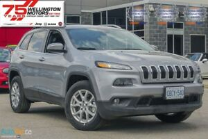 2017 Jeep Cherokee North | WARRANTY | WINDSHIELD WIPER DE-ICER..