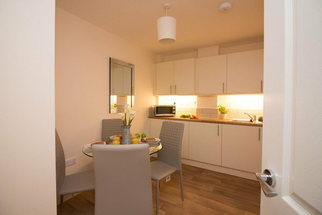 One and two Bedroom short stay apartment in Southampton. Fully serviced.