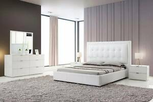 SPECIAL new LUXURY BEDS (bedroom furniture) white, wash CERTEGY Bundall Gold Coast City Preview