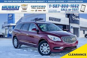 2013 Buick Enclave **Leather! One Owner!**
