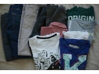 Boys bundle of clotes GAP, H&M, Zara, Uniqlo 7-9 years old