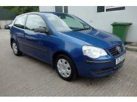 2007 VW Polo 1.2 E55 *** MOT 15-04-17 ***