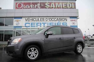 2012 Chevrolet Orlando SIRIUS XM + BLURTOOTH+++