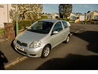 Toyota, YARIS, Hatchback, 2005, Manual, 1298 (cc), 3 doors