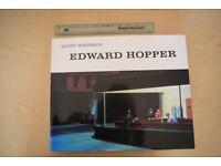 Edward Hopper book 1993 by Lloyd Goodrich