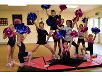 Cheerleading Class 6-12yrs