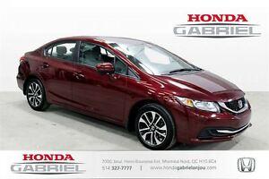 2014 Honda Civic EX TOIT CVT