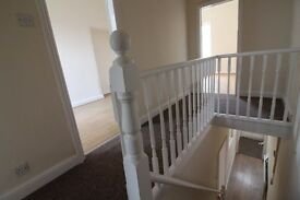Great Condition, just renovated, unfurnished 3 bed property with large lounge/diner in Thornaby