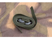 Pair (2) British Army Utility Webbing Straps