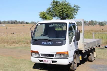 1999 Isuzu Other Truck Mutdapilly Ipswich City Preview