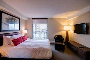 FURNISHED Bachelor Apartments! AMAZING AMENITIES!