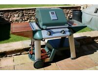 """""""OUTBACK"""" 2 BURNER GAS BARBECUE/OVEN"""