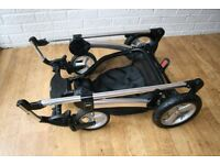 Mamas and Papas Sola 2 MTX pushchair pram CHASSIS frame spare parts replacement CAN POST