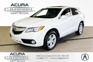 2015 Acura RDX AWD Tech Package CUIR+TOIT+NAVI+BLUETOOTH+CAMERA+