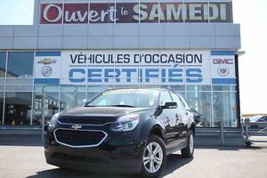 2016 Chevrolet Equinox CAMERA DE RECUL