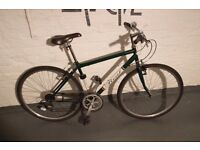 "Vintage Real Clifton Mens Hybrid Bike - 18"""
