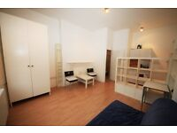 Good size studio flat in Brixton