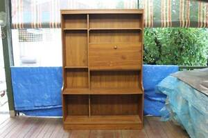 Cupboard / Bookcase Unit with Sliding Doors Shepparton Shepparton City Preview