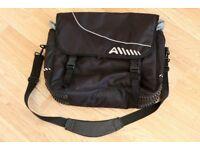 Black Altura Pannier Bag - Urban Dryline 17 Pannier Briefcase
