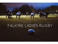 Ladies of Central Scotland, come and try RUGBY at Sunnyside