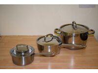 IKEA OUMBÄRLIG & 365+ pot and pans