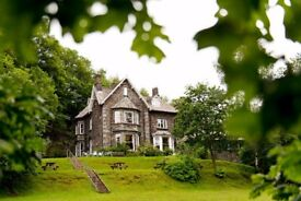 YHA Grasmere Working Holiday 15-19 January