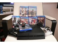 PlayStation 4 (500GB) for sale
