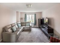 Leather Corner Sofa Suite - Furniture Village - 2yr old only