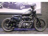 Custom Harley-Davidson Iron 883