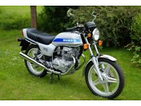 1979 HONDA 250 SUPER DREAM
