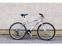 Carrera Vulcan bike good going bicycle good deal at price reduced today only £79.00 bicycle