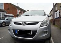 Hyundai I20 With 2 Keys, 5 Months MOT,