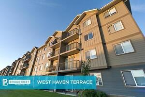 Pet friendly One Bedroom Apartment w in-suite laundry in Leduc