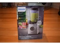 Philips HR3652/01 Avance Collection Blender with ProBlend 6 3D Technology…