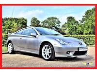StyLish-- Toyota Celica 1.8 VVTL i - T Sport MODEL -- Leather Seats -- Great Spec --Part Exchange OK