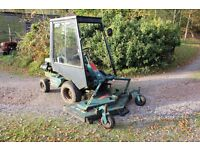 Ransomes Bobcat Ride-on Zero Turn 22hp Diesel Mower