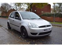 2005 FORD FIESTA 1.25 ZETEC PETROL LOWERED MOTED SILVER MANUAL CHEAP INSURANCE BRILLIANT 1ST CAR