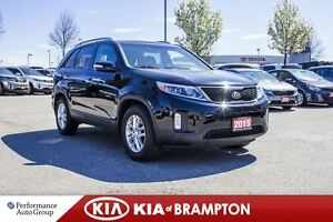 2015 Kia Sorento LX|ALLOYS|KEYLESS|BUCKETS|BLUETOOTH|SAT RDIO|MP