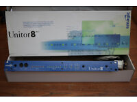 Emagic Unitor 8 MK II midi interface USB