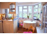 1 BED FLAT FULLY FURNISHED BOTH FOR SHORT TERM 3 MONTHS OR 6 - STUDENTS WELCOME-COUPLE WELCOME