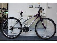 Ladies Challenge Fifth Avenue Bike