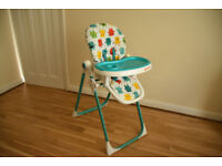High Chair - Cosatto Monster Mash