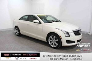 2013 Cadillac ATS SEDAN AWD TURBO AWD CUIR TURBO TOIT