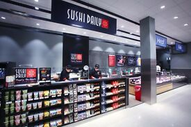 SUSHI CHEFS - all levels needed. new sushi bar in MARLBOROUGH!