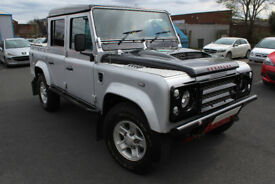 LandRover 110 Defender County Double Cab Td5 - Stunning Custom Build