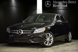 2015 Mercedes-Benz C-Class C300 4MATIC -- CUIR # MAGS # BLUETOOT
